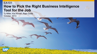 How to Pick the Right Business Intelligence Tool for - blasthemy.com