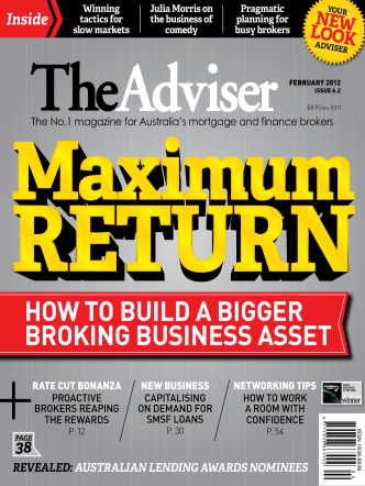 HOW TO BUILD A BIGGER BROKING BUSINESS - The Adviser
