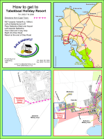 How to get to - Saldanha Bay Municipality