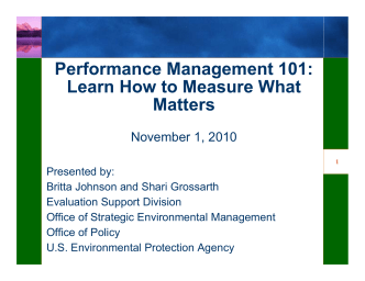 Performance Management 101: Learn How to Measure What Learn