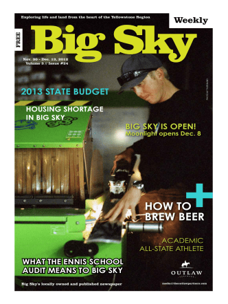 How to Brew Beer - Explore Big Sky