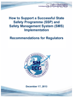 How to Support a Successful State Safety Programme - SKYbrary