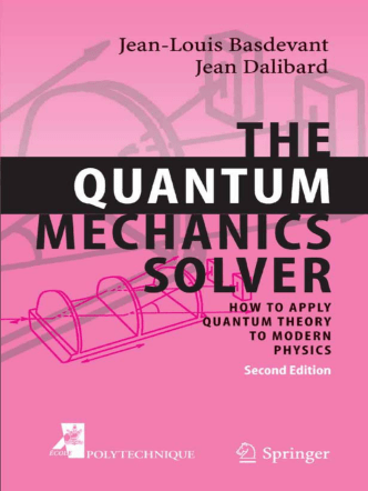 The Quantum Mechanics Solver: How to Apply Quantum Theory to