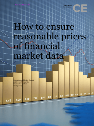 How to ensure reasonable prices of financial market data