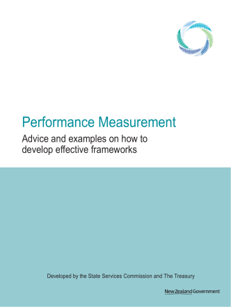 Performance Measurement. Advice and examples on how to