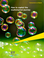 How to copilot the multichannel journey - Ernst  Young