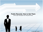 Public Records: How to Get Them - Hackbloc.org
