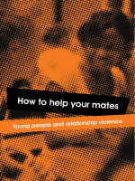 How to help your mates - Domestic Violence | London